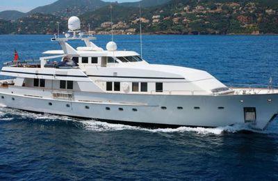 Le yacht M/Y Passionata opte pour deux nouveaux moteurs Scania Marine