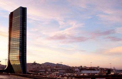 CMA CGM rend hommage à Zaha Hadid, architecte de la Tour CMA CGM
