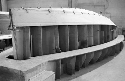 Dossier Spécial - La construction en CP epoxy des voiliers RM