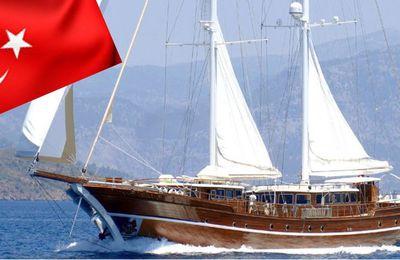 Yachting - les chantiers navals turcs fragilisés par la situation du système bancaire local