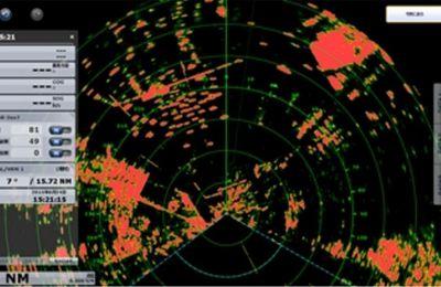 Furuno lance un nouveau radar pour la plaisance, le DRS6A_XCLASS
