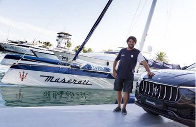 Maserati s'impose dans la Rolex Middle Sea Race 2016