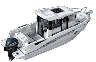 SCOOP - Bénéteau lève un coin du voile sur le nouveau Barracuda 7