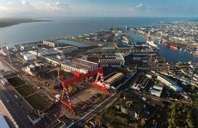 Fincantieri et DCNS bientôt à la barre du chantier STX France