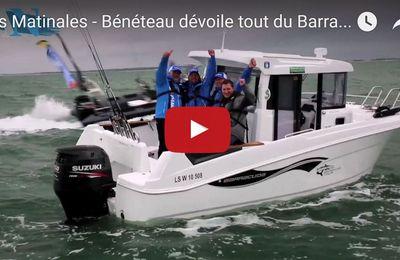 Les Matinales - Bénéteau nous dit tout sur le Barracuda Tour 2017 !