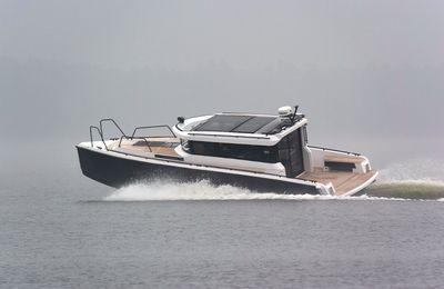 Présentation du XO 360, une vedette sportive ultra-performante du chantier XO Boats