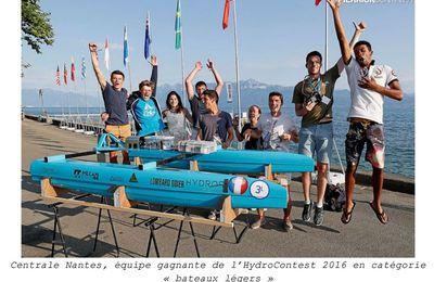 HydroContest 2017 - les bateaux de demain ont rendez-vous à Saint Tropez, du 4 au 10 septembre