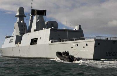 Filière Navale de Défense - 4.5 milliards d'euros de CA et 20 000 emplois en France !