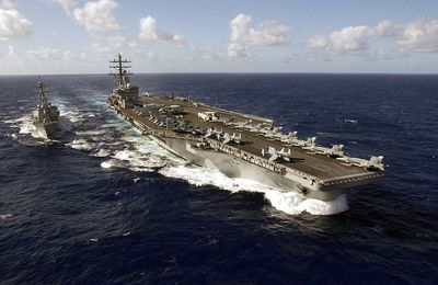 Les Etats-Unis et la Corée du Sud lancent une série de manœuvres navales au large de la Corée du Nord.