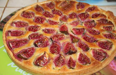Gateau figues thermomix
