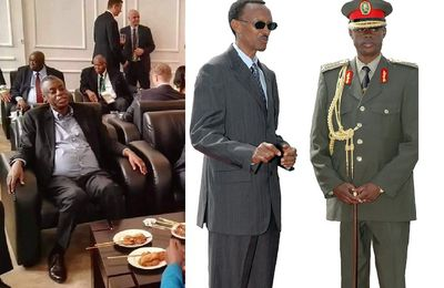 RWANDA'S MILITARY (RDF): THE MOST UNPATRIOTIC ARMY THAT THE WORLD HAS EVER KNOWN.