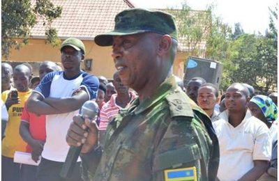 Rwanda : Dufite inshingano zo kurasira umwanzi (abarundi) kure y'umupaka mu bilometero 200 !