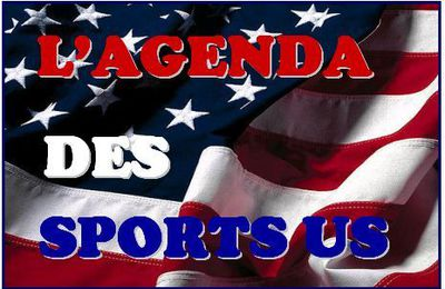 [Agenda] Retrouvez les Rendez-vous TV des Sports Américains !