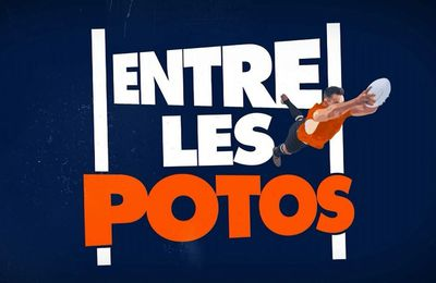 """[Infos TV] Rugby - Bernard Laporte et Eddie Jones dans le Magazine """"Entre les Potos"""" ce lundi sur SFR Sport 2 !"""