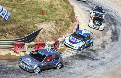 [Droits TV] Le Championnat de France de Rallycross 2017 en intégralité sur la chaîne L'Équipe !