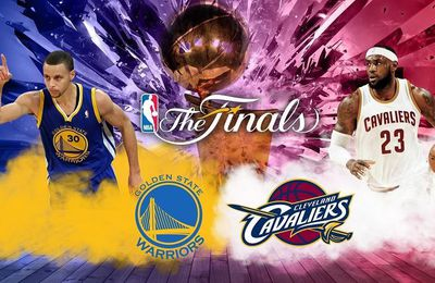 [Infos TV] La finale NBA Golden State vs Ceveland à suivre sur beIN SPORTS !