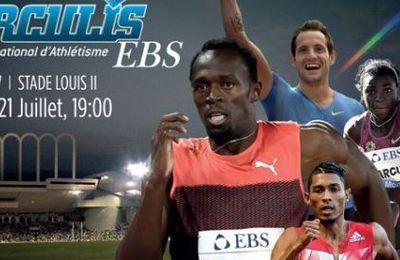 [Infos TV] Le meeting d'athlétisme Herculis de Monaco à suivre sur Canal + !