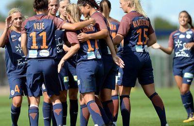 [Infos TV] Les matches de Montpellier en Ligue des Champions féminines à suivre sur la chaîne L'Équipe