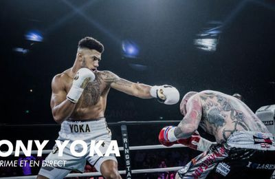 [Infos TV] Tony YOKA vs Jonathan RICE le 14 octobre sur Canal Plus !