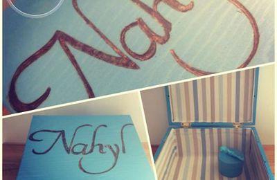 Boite bleue Nahyl
