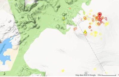 Le géophysicien Pall Einarssonn  exprime son inquiétude sur la caldeira du volcan Bardarbunga