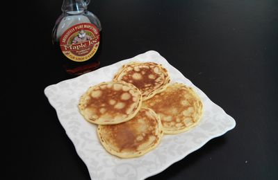Pancake au Cook'in