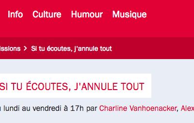 Radio France : deux ou trois choses que je sais d'elle...