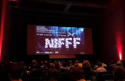 NIFFF - Jour 1