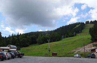 Bike-park Seyne Les Alpes (Le Grand Puy) 03/08/2014