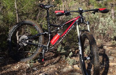 "New bike Specialized stumpjumper fattie comp, dream team VTT-a-2.fr ""Quelques photos""."