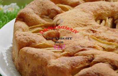 TARTE AUX POMMES SUISSE A MA FACON (thermomix)
