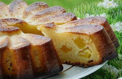 GATEAU A LA MANGUE (thermomix)