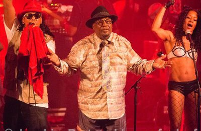 #LiveReport / George Clinton & Parliament-Funkadelic, Paris (Le Trianon) 29/07/2015 (#FunkU)