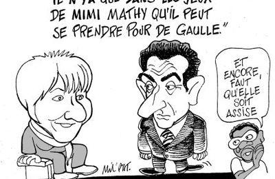 #Libye Sarkozy et ses conseillers accusés d'amateurisme et d'impulsivité / par Patrick Haimzadeh