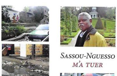 #CongoB / Discours de Mme Modeste Boukadia, femme de prisonnier politique de Sassou N'Guesso (#LivreDuMoment 19/11/2016 Paris)