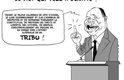 Ouatta-Roi provisoire et dévalué / par Christian d'Alayer (#Gbagbo #ProcèsDeLaHonte #CPI #AntidoteAuFâcheuxLugan)