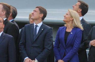 Les Photos qui montrent que François Hollande n'est plus parmi nous
