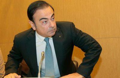 La CGT Renault juge la rémunération de Carlos Ghosn «indécente»