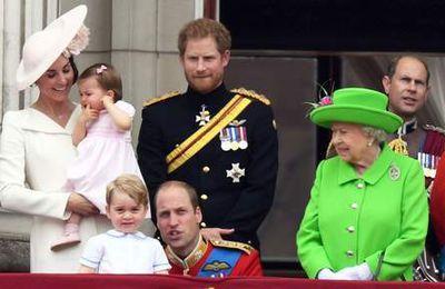 Le prince William se fait rappeler à l'ordre par sa grand-mère
