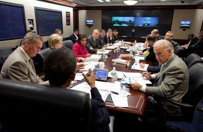 La technique des conseillères d'Obama pour se faire entendre au travail