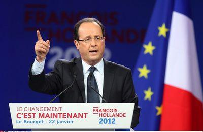 François Hollande demande aux migrants de retourner chez eux