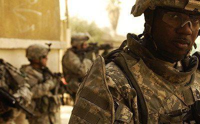 Infographies. Soldats américains à l'étranger