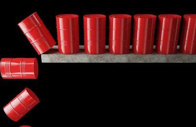 Chute du baril de pétrole sous les 50 dollars