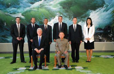Quand Kim-Jong-il invitait Bill Clinton à prendre des vacances en Corée du Nord