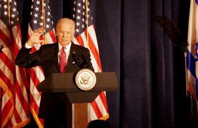 Le vice-président américain Joe Biden a avoué être sioniste