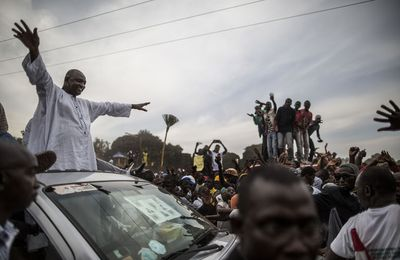 Adama Barrow, un « self-made-man » à la tête de la Gambie