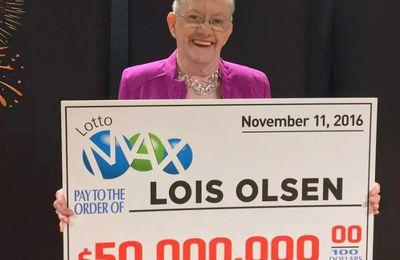 A 80 ans, elle gagne à la loterie : «Je suis trop vieille pour ça»