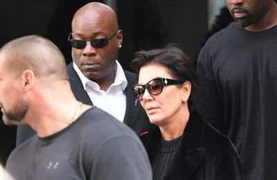 Kris Jenner supplie Kim Kardashian de quitter Kanye West
