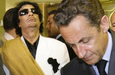 Déstabilisation de l'Afrique: 1.800 ONG vont porter plainte contre Sarkozy !