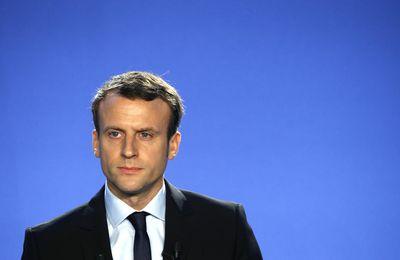Macron refuse toute participation à la primaire, une «querelle de clan»